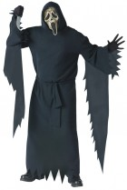 Ghostface Zombie Collector Edition Adult Plus Costume