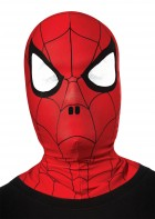 Spider-Man Fabric Child Mask Costume Accessory
