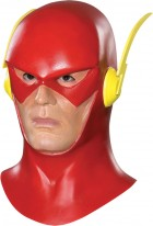 Flash Adult Mask With Cowl