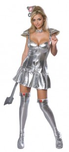 The Wizard of Oz Tin Woman Adult Costume