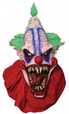 Big Top Monster Evil Scary Clown Adult Costume Mask