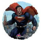 Superman Man of Steel 45cm Foil Balloon
