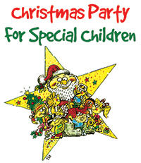 Christmas Party for Special Children logo