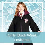Book Week costumes for girls