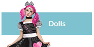 Dolls Halloween Costumes