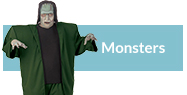Monster Halloween Costumes