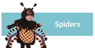 Spiders Halloween Costumes