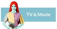 TV and Movie Halloween Costumes